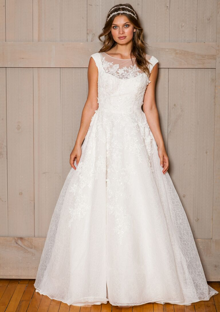 David S Bridal Fall Collection Wedding Dress Photos