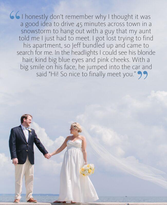 stories of how couples met