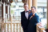 Their home city of Orlando served as the inspiration behind Nick McHugh (27 and a retail buyer) and Stephen Mahoney's (25 and a complex case manager)<