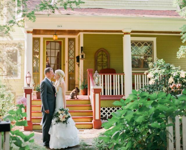 A Quaint Romantic Wedding At Riverside Receptions In Geneva Illinois
