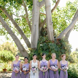 A Glam Botanic Garden Wedding in San Diego