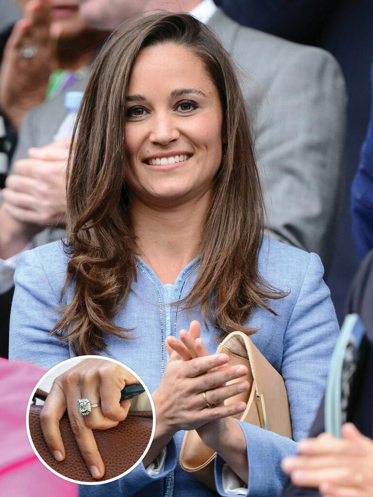 see pippa middleton s engagement ring and get the look