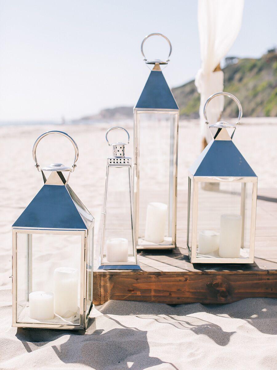 Weddings Are Fun Blog: Beach Wedding Centerpiece Ideas   Beach Theme Wedding Decoration Ideas