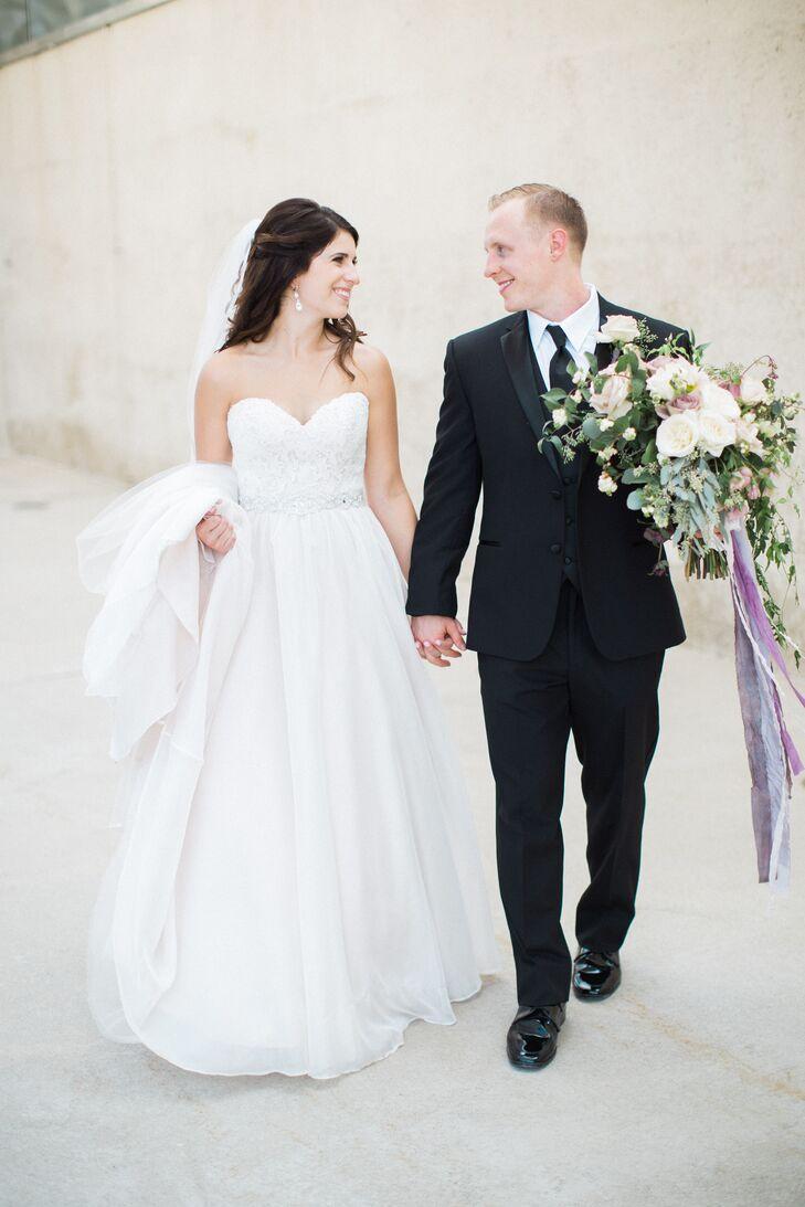 A Modern, Elegant Wedding at the Palladium in St. Louis, Missouri