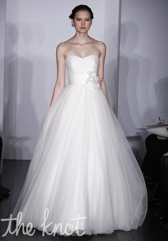 Christos Desiree Wedding Dress photo