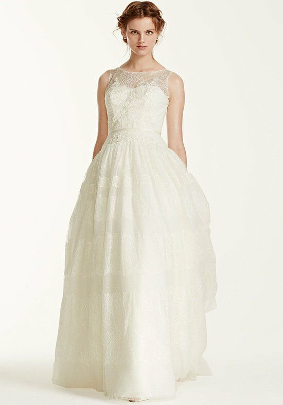 Melissa Sweet for David's Bridal Melissa Sweet for David's Bridal Style MS251073 Wedding Dress photo
