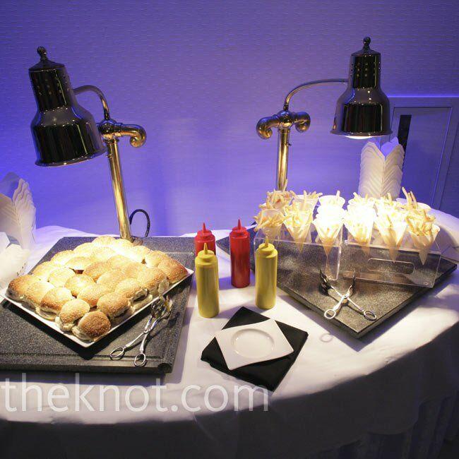 Late Night Snack Ideas For Weddings: Fun Menu Ideas