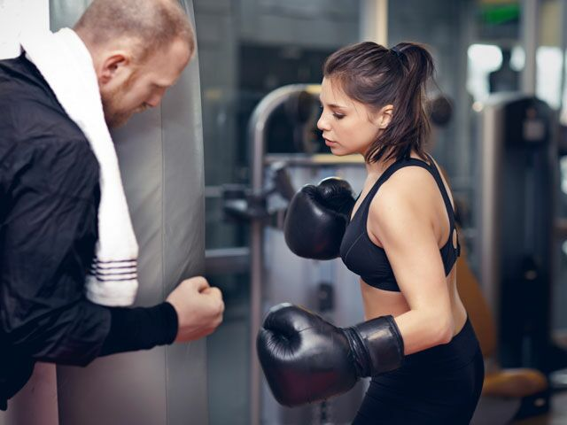 Image result for couples boxing