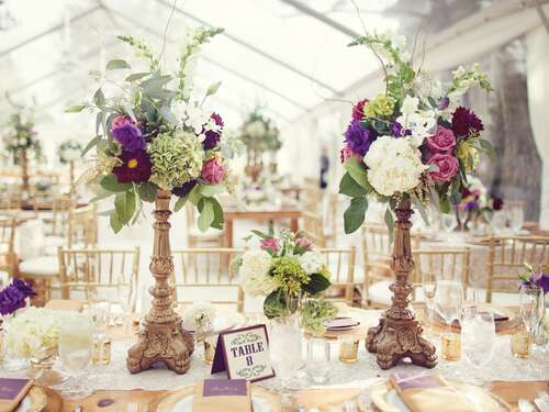Average Cost Of Wedding Flowers And Decorations : Lily of the valley silk flowers wedding best