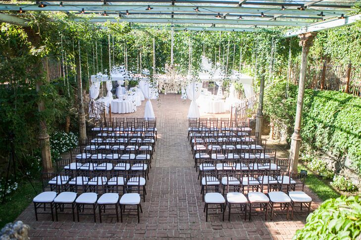 Wedding Ceremony, Haiku Mill Venue