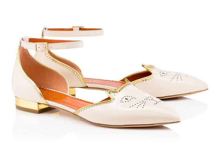 Charlotte Olympia Brogue Kitty