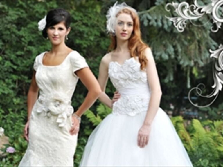 Wedding Dresses In Salt Lake City
