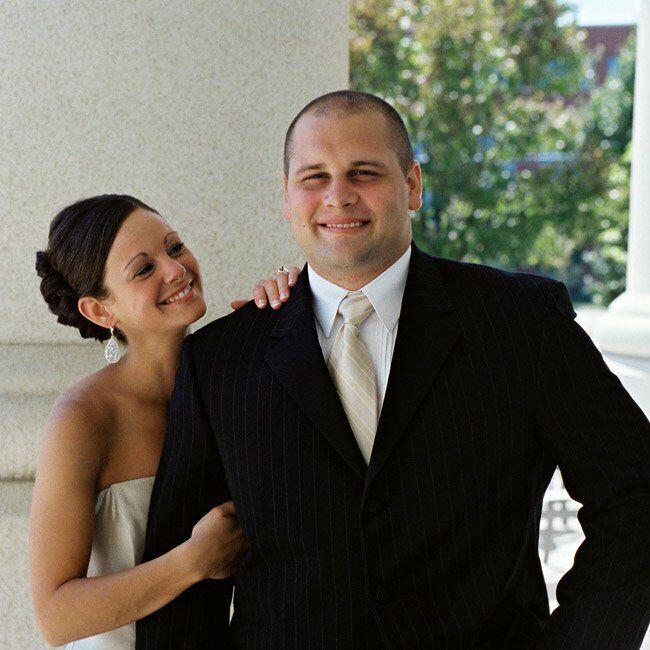 Outdoor Wedding Venues Columbus Ohio: Jenny & Matt: An Outdoor Wedding In Columbus, OH