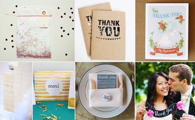Thank Your Guests With These 7 Brilliant DIY Projects