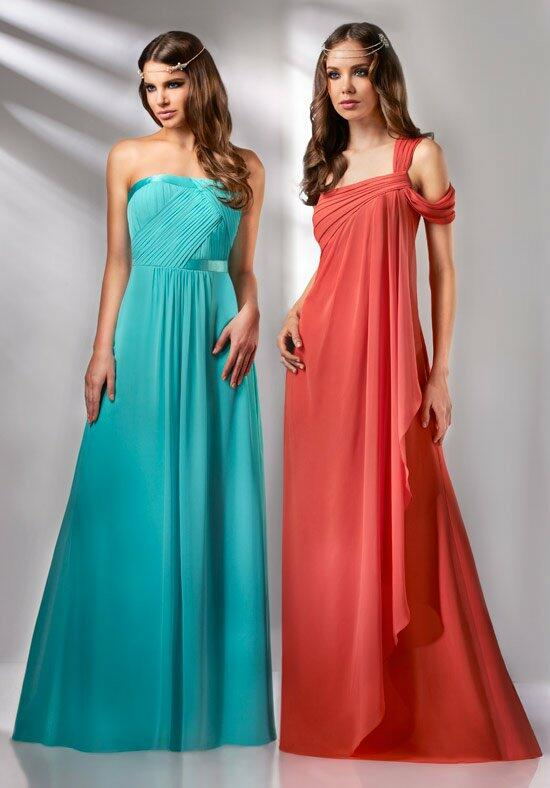 Bari Jay Bridesmaids 665/653 Bridesmaid Dress photo