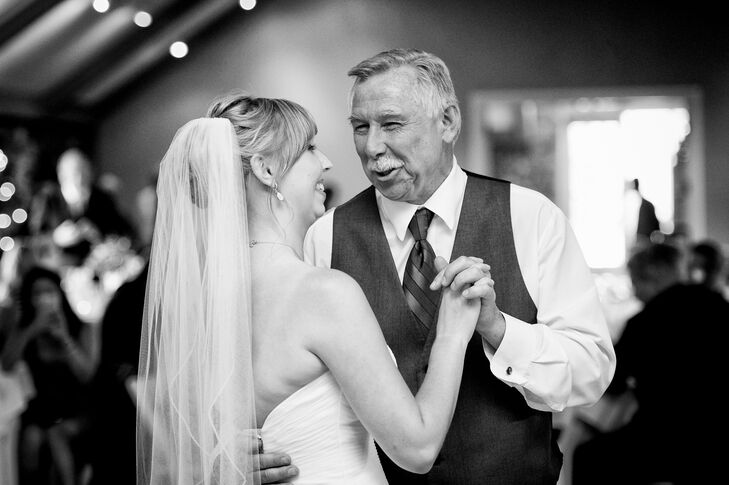 5 Father Daughter Wedding Dances We Re Loving Right Now