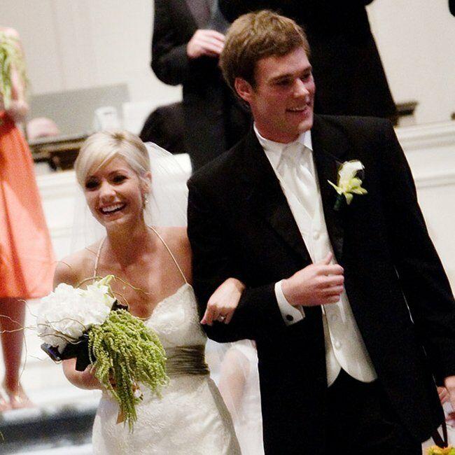Rebekah & Murrey: An Indoor Wedding In Dallas, TX