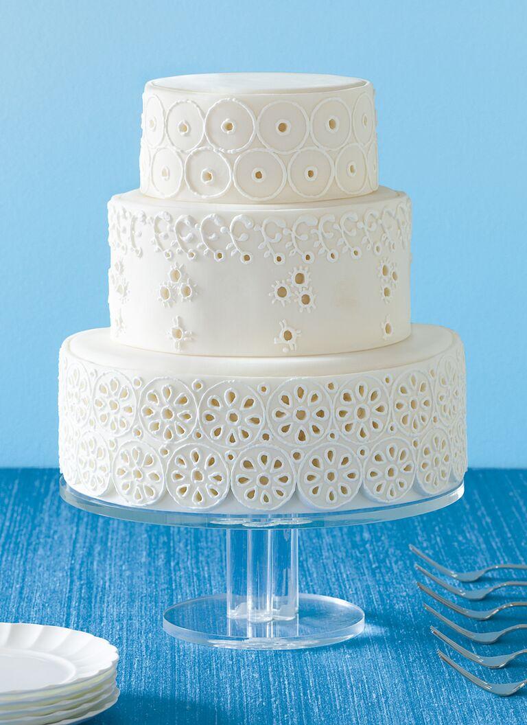 Colorful Wedding Cakes Hertfordshire Embellishment - Blue Wedding ...