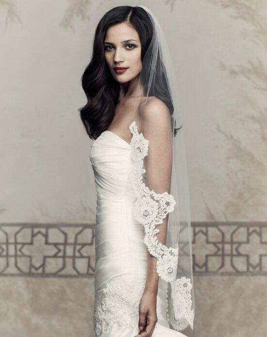 Paloma Blanca Veils Collection V433F Wedding Veils photo