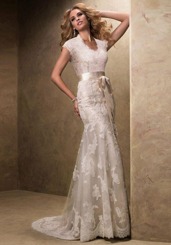 Maggie Sottero Bronwyn Marie Wedding Dress photo