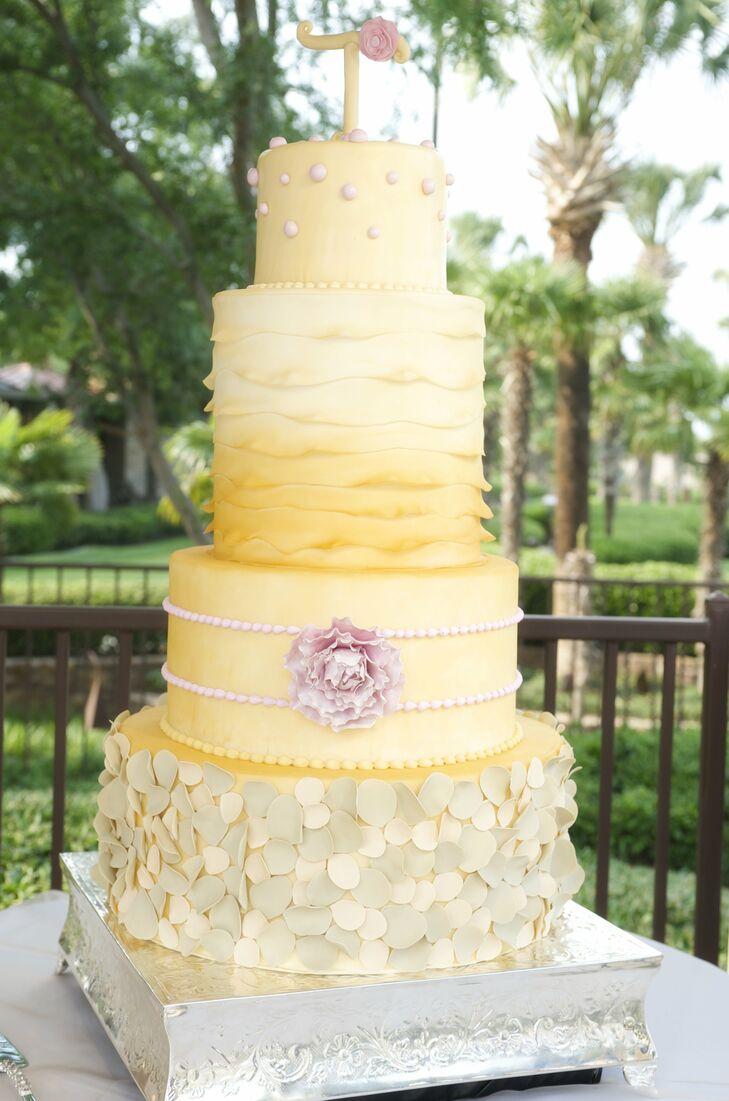 A Whimsical, Vintage Wedding in Austin, TX