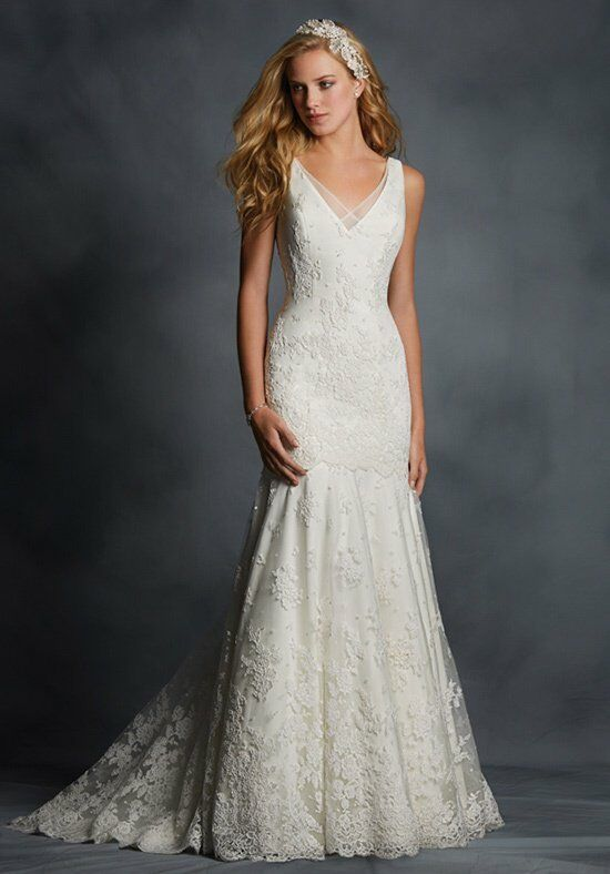 Alfred Angelo Signature 2501 Wedding Dress photo