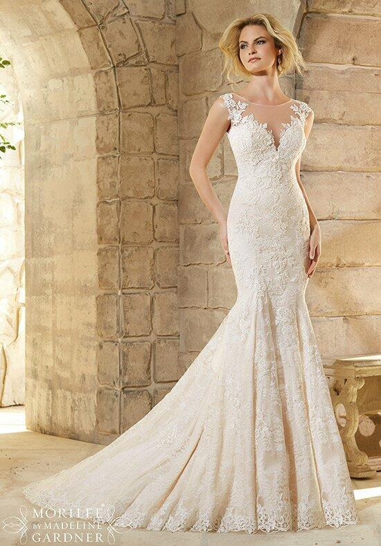 Mori Lee by Madeline Gardner 2778 Wedding Dress photo