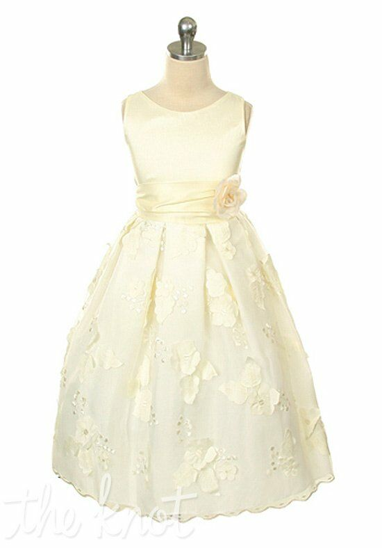 Kids Formal 241 Flower Girl Dress photo