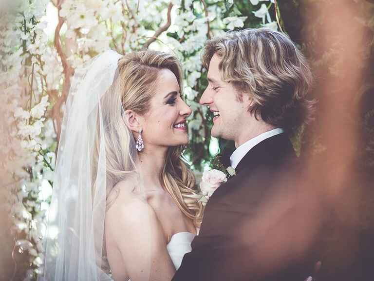 Charlie White Marries Fellow Olympic Ice Dancer Tanith: Tanith Belbin And Charlie White Are Married