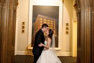 After searching far and wide for a historic venue filled with elegance, Brynn Baldetti (25 and a marketing m
