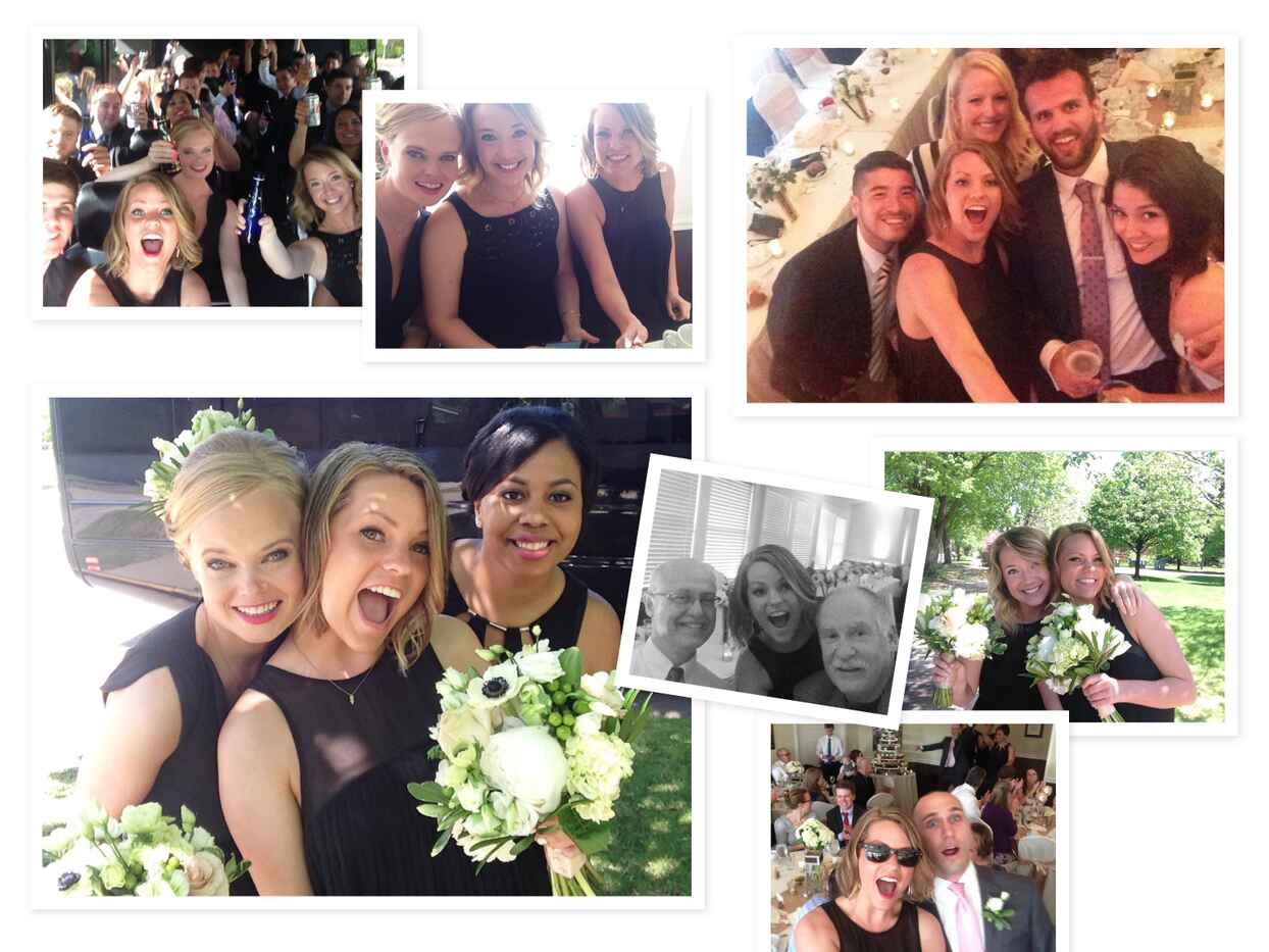 I Took a Selfie Stick to a Wedding and Had an Absolute Blast (#SorryNotSorry)