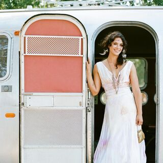 Real Summer Wedding Dresses