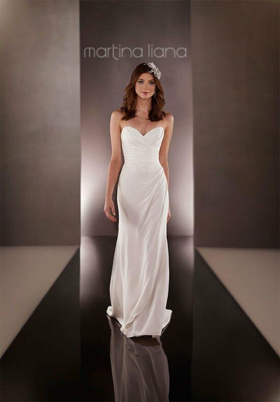 Martina Liana 653 Wedding Dress photo