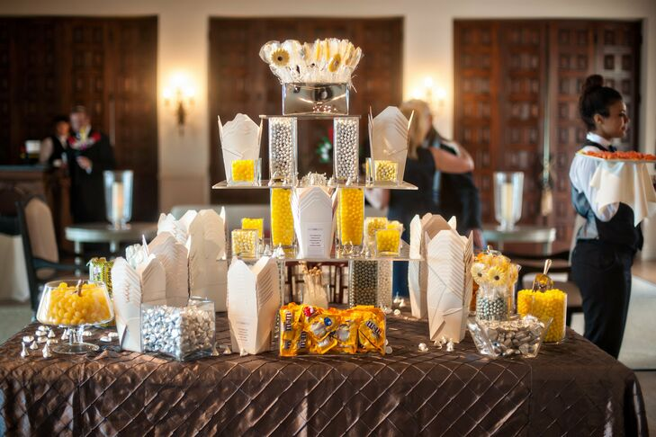 Reception Candy Bar