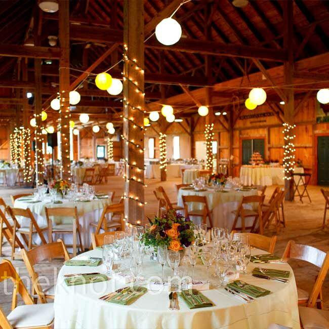 Vineyard Wedding: A Rustic Wedding In Martha's Vineyard, MA
