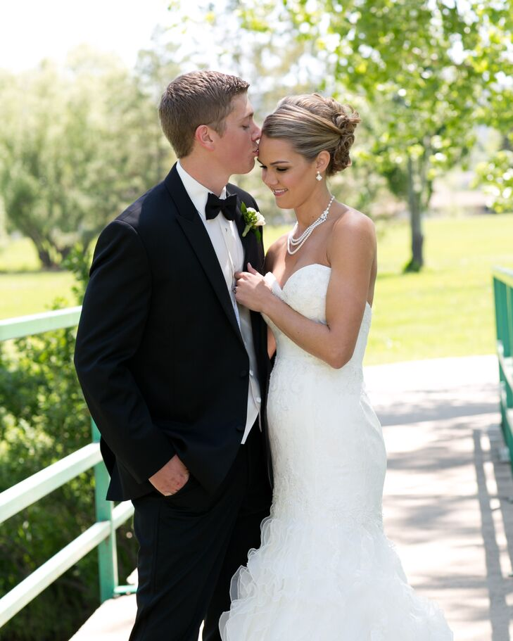 A Classic, Formal Wedding at Hotel Alex Johnson in Rapid City, South ...