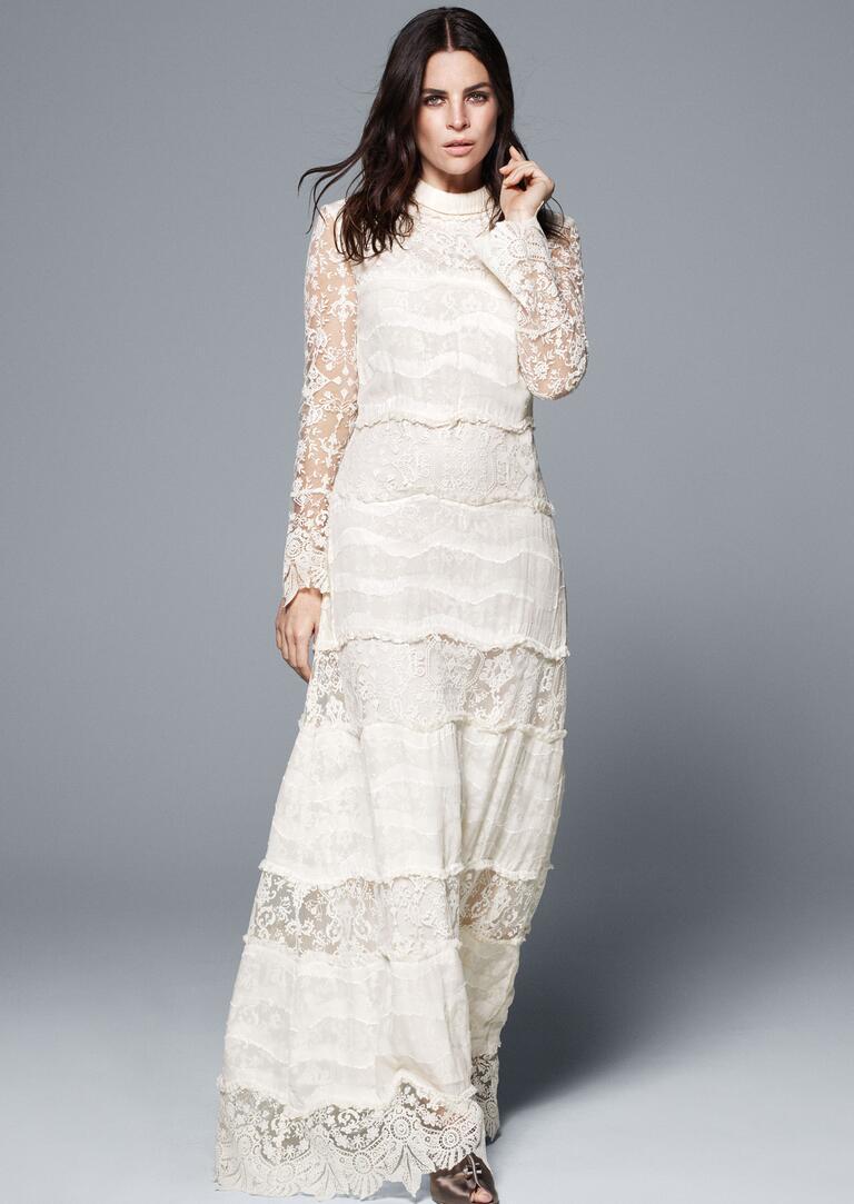 HampM Launches Eco Conscious Wedding Dresses