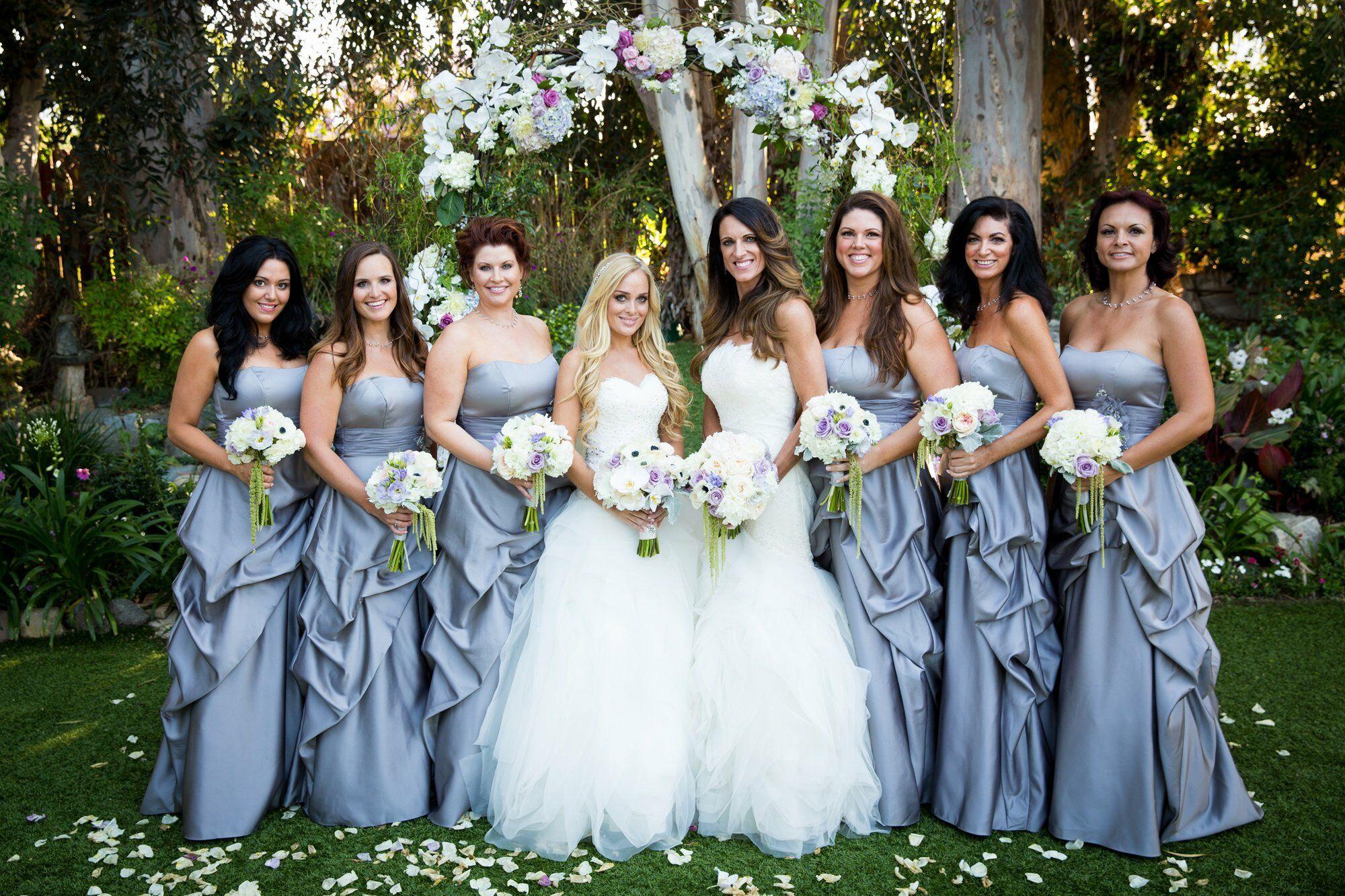 Formal Purple Bridesmaid Dresses-4927