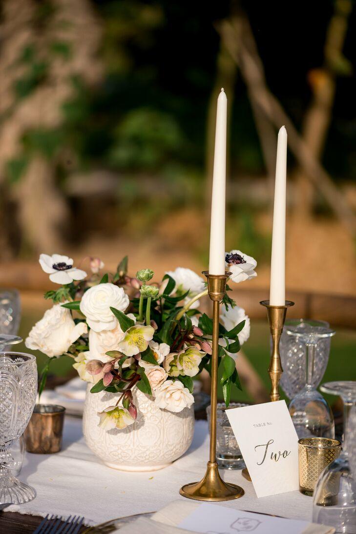 A Romantic Garden Wedding at Floral Farms in San José del Cabo, Mexico