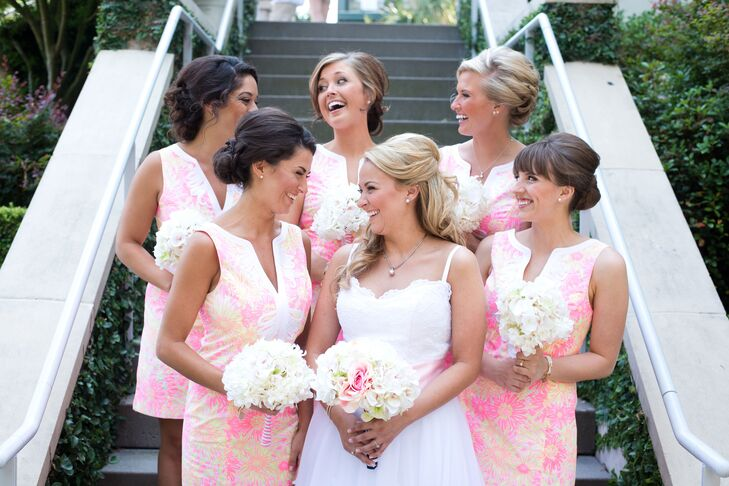 Get Wedding Style » lilly pulitzer wedding dresses