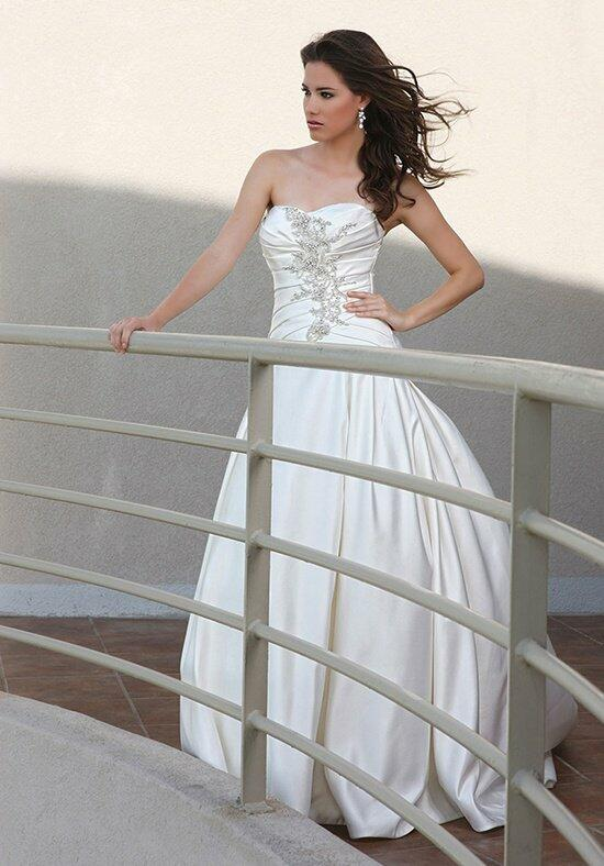 DaVinci Bridal 50250 Wedding Dress photo