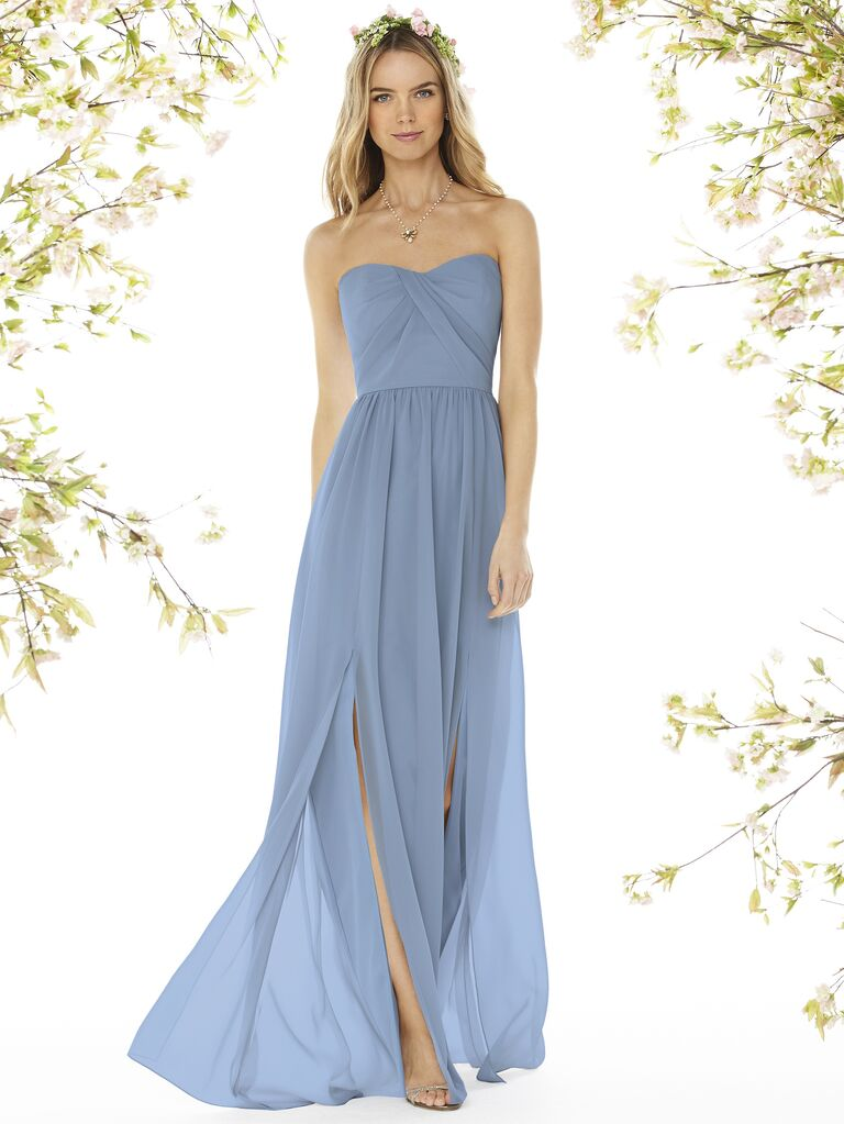 light blue wedding dresses dessy is offering an exclusive code for knotties 5518