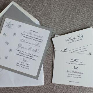 Winter wedding winter wedding ideas winter wedding colors real winter wedding invitaitons junglespirit Gallery