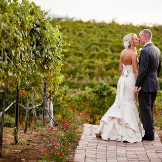 A Rustic Vineyard Wedding in Temecula