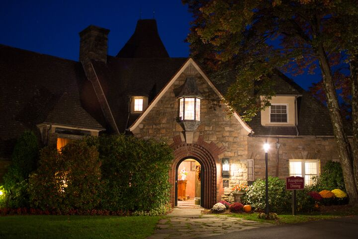 French Manor Inn And Spa Wedding
