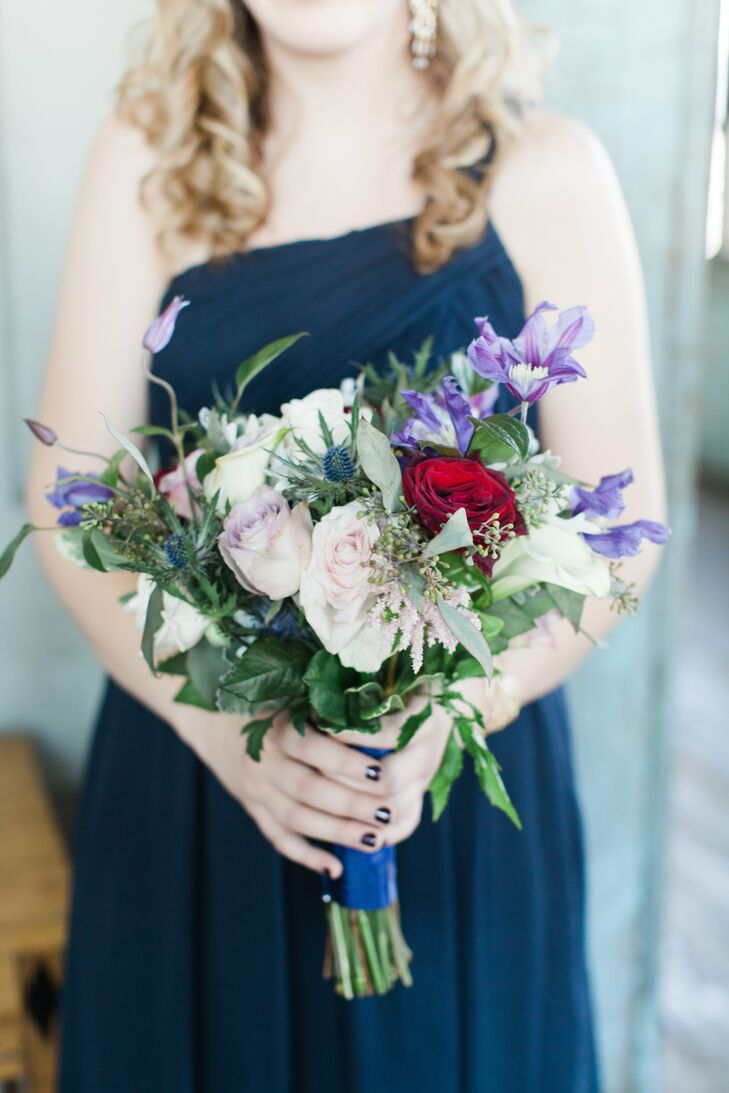Long Island Wedding Gift Etiquette : vintage-glamour theme contrasted the raw industrial beauty of Diana ...