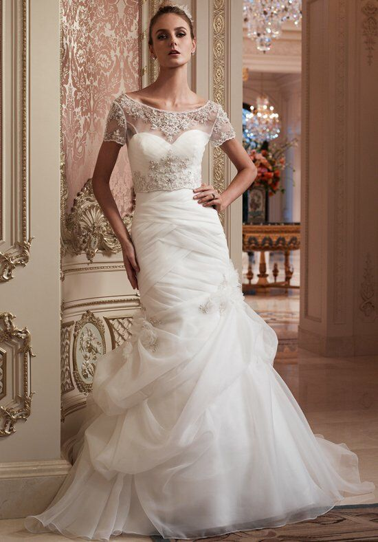Casablanca Bridal 2088 Wedding Dress photo
