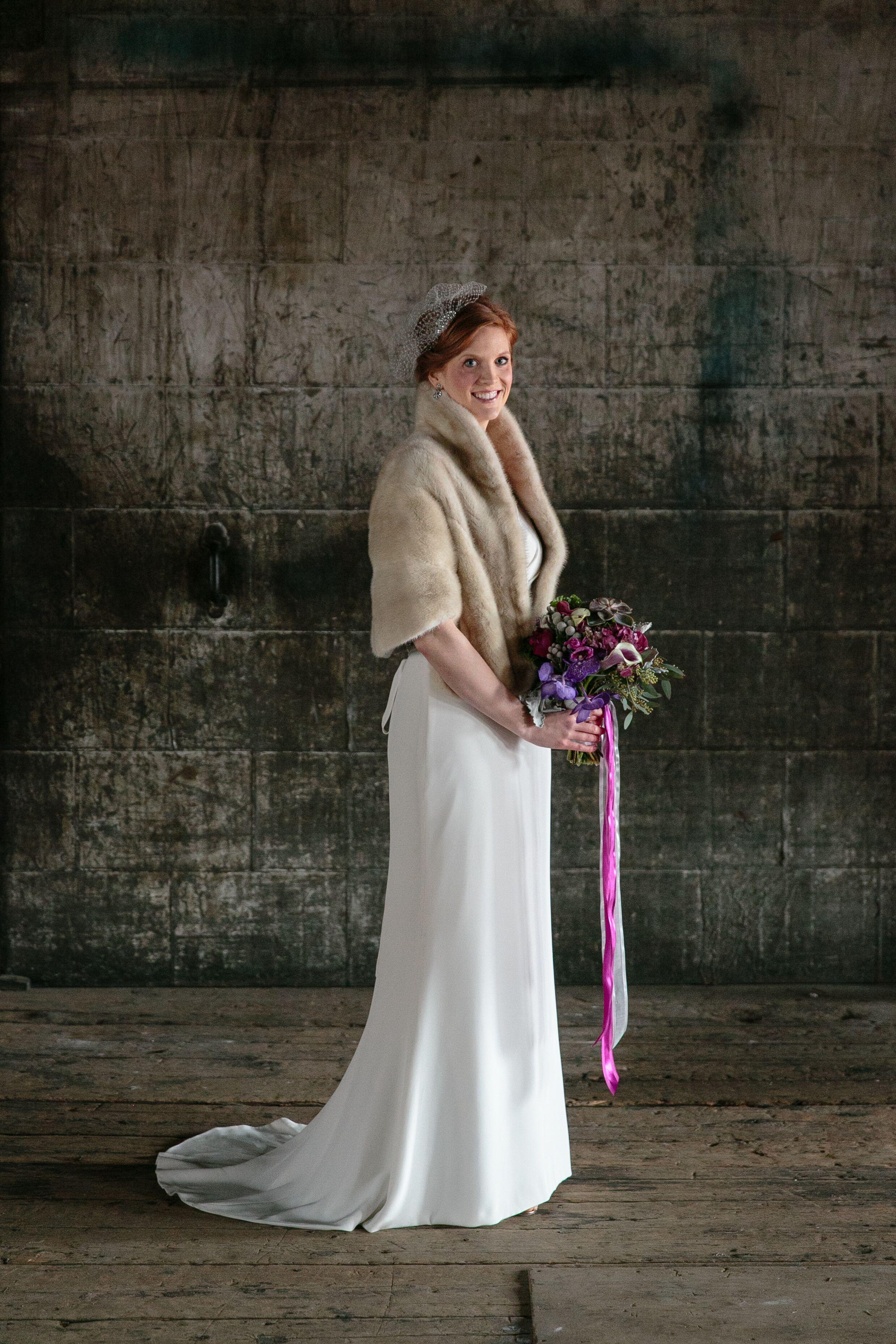 Vintage Inspired Amy Kuschel Gown