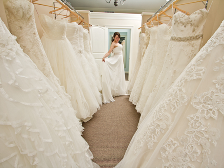 Wedding Dresses in South Bend