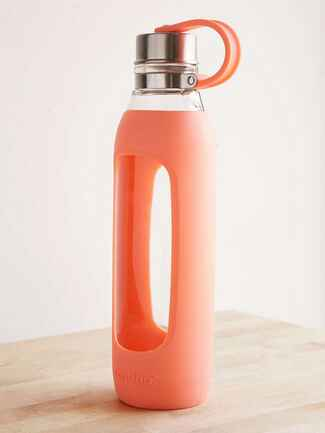 Glass water bottle registry idea